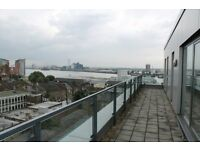 # Stunning 2 bed 2 bath coming available in SE18 - Penthouse - River views - call now!!