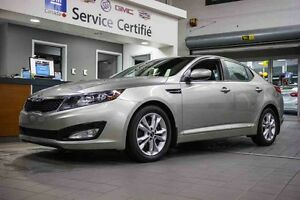 2013 Kia OPTIMA **EX**CUIR**APPELLEZ MAINTENANT 819-563-7878**