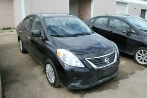 2014 Nissan Versa SV Auto Cruise New Tires