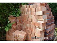 rustic bricks