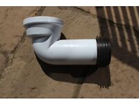 *NEW* toilet waste pipe
