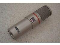 AKG Solidtube valve studio microphone