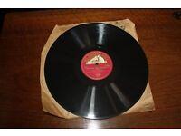 HMV Vinyl LP - Water Music Suite Movement In D & Organ Concerto In Flat B