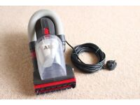 AEG Vacuum Cleaner, portable. Model AG71, 240v 700w. Very good condition. Long cable.