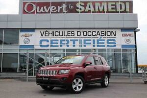 2017 Jeep Compass 4X4 COMME NEUF