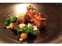 Junior Sous Chef up to 28k per annum , fresh food Gastro Pub