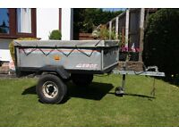 ERDE CAR TRAILER