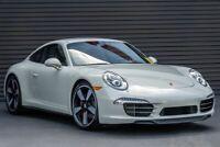 Miniature 1 Voiture Européenne d'occasion Porsche 911 2014