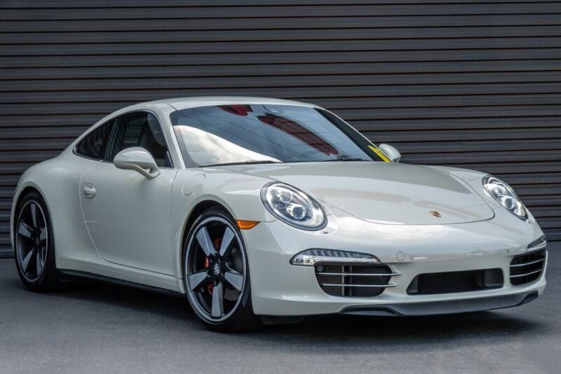Image 1 Voiture Européenne d'occasion Porsche 911 2014
