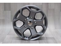 """**18"""" FORD TRANSIT ST STYLE ALLOY WHEELS & TYRES**"""