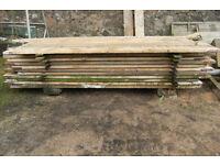scaffolding boards
