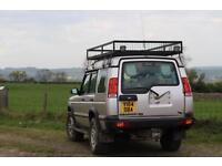 Land Rover discovery td5 auto 7 seater diesel