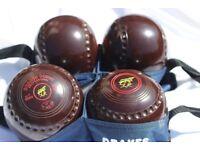 Drakes Prides Professional Bowls £65