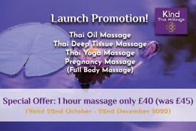 Kind Thai Massage - Massage services in Uxbridge, Middlesex