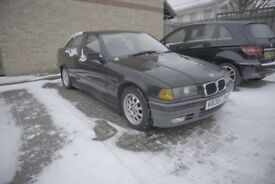 bmw 316i 1992 perfect condition 151k miles 3 owners