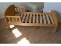 East Coast Nursery Country Toddler Bed - Natural