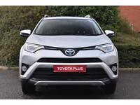 Toyota Rav-4 VVT-I EXCEL AWD (silver) 2016-01-26
