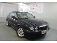 2004 JAGUAR X TYPE DIESEL ++CHEAP FAMILY CAR++