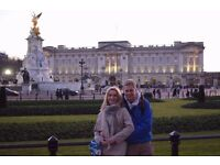 """Czech couple looking for a job (au pair)"""