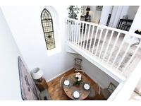 Cromwell Avenue - A stunning 3/ 4 bedroom apartment in an church conversion in Highgate Village