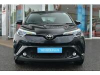 Toyota CHR ICON (black) 2017-02-01