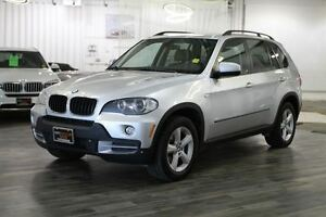 2007 BMW X5 3.0si, AWD, Heated Leather Seats, Fog Lamps
