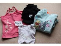 Bundles of clothes age 5-6 , 8-9, 11-12 and 12-14yrs, bundles sold separately and different prices