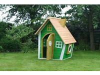 Whacky Ranch Wooden Playhouse - LIKE NEW - FANTASTIC DEAL