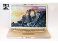 " 15"" Apple MacBook Pro 2Ghz 2gb 120Gb Logic Pro 9 Final Cut Pro X Ableton Microsoft Office 2011 "
