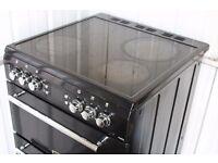 Electric Ceramic Black Cooker LEISURE AL60CRK GOOD CONDITION