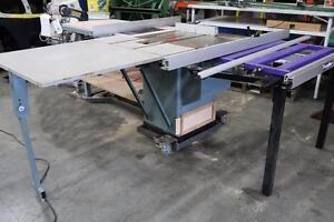"Table Saw, Delta 10""w/ Excalibur Slide"