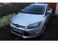 2013 FORD FOCUS ZETEC 1.0 TURBO ECOBOOST NON RUNNER / SPARES OR REPAIR £5500 ono