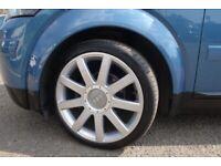 Audi, A2, Hatchback, 2003, Manual, 1598 (cc), 5 doors