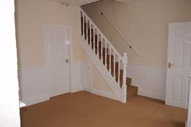 Newly Refurbished 2 Bed Terrace House to Rent DSS Tenants welcome Double Glazed central heating