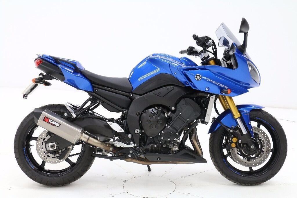 Yamaha Fzs Fazer Front Fairing
