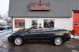 2008 Chrysler Sebring Touring Convertible TOIT DURE + CUIR 154 0