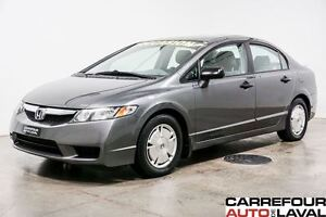 2011 Honda Civic DX-G**MAGS*A/C*CRUISE/JAMAIS/ACCIDENTE