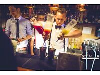 Cocktail bartenders, bar backs and glass collectors needed at Sub 13