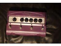 Line 6 FM4 Filter Modulation Pedal
