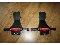 Emmaljunga pram Maxi Cosi car seat adapters CAN POST