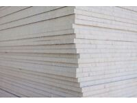 Standard Plasterboard 2400x1200x12.5mm 8x4 (Buy 10+ £5.04) DISCOUNT APPLIES TO COLLECTION ORDER ONLY