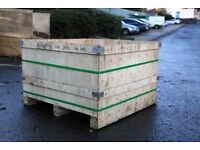 Large Wooden Crates - Collection Only - Free