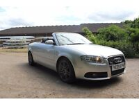 2009 Audi A4 Cabriolet S Line Final Edition 2.0 TDI Auto, 12 Months MOT, Full Service History