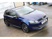 2010 VOLKSWAGEN POLO 1.2 S 60 BHP 5DR HATCHBACK (FINANCE & WARRANTY )