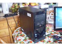 HP ELITE 7300MT QUAD CORE PC, I5-2400 3.1GHz, 4GB RAM, 500GB, Windows 10