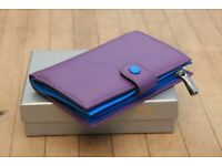 Francinel 'Les Bicolores' Women's Wallet - Brand New in Box
