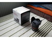 Samyang 12mm f/2.0 for Sony E-mount
