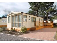 6 Berth St.David Caravan for Rent on Lovely Holiday Park in Boat of Garten.