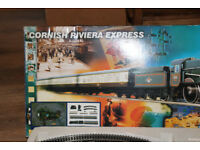 Hornby R826 The Cornish Riviera Express 00 Gauge Train Set USED