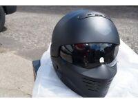 Harley Davidson Pilot II Helmet, Medium